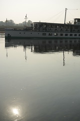 steam boat (Haim Dizengoff) Tags: boat ship elbe dampfer travel europe