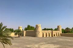Al Jahili Fort, Al Ain (mpoutside) Tags: dubai aljahilifort fort alain abudhabiemirate unitedarabemirates ae