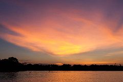 pantenalOct2018-2279 (beckstei) Tags: pantenal brazil brasil landscape sunset clouds nature outdoors river rio