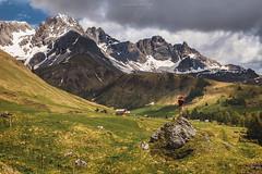Cartoline dal Trentino (Sandro Vinci) Tags: fujifilm fuji landscape landscapes land trentino alto adige colori colors colorsnatura contrast clouds