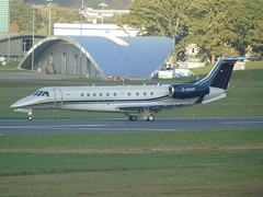 D-ASAP Embraer EBJ-135 Legacy 650 (c/n 1230) EGLF (andrewt242) Tags: dasap embraer ebj135 legacy 650 cn 1230 eglf