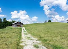 DSC_3450-2 (tsmartin75) Tags: barn outdoors sky field clouds cloudporn skyporn wv westvirginia wvexplored ashtonwv nikon nikond7200 tokina tokina1116 lightroom lightroom6 nature landscape