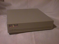 SCSI HDD: front-view (DigitalColophon) Tags: storage beige harddrive dataplacestorage