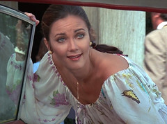 "Lynda Carter in Wonder Woman (1975), ""My Teenage Idol Is Missing"" 10 (gameraboy) Tags: lyndacarter wonderwoman 1970s myteenageidolismissing comics cheesecake woman pretty sexy 1978"