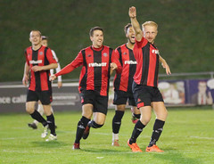Lewes 2 Kings Langley 1 FAC replay 26 09 2018-392.jpg (jamesboyes) Tags: lewes kingslangley football nonleague soccer fussball calcio voetbal amateur facup tackle pitch canon 70d dslr