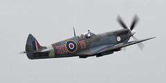 Spitfire-VIIIc-D-FEUR (Pieter Davids) Tags: duxford iwm september 2018 battle britain