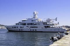Amelis (ibzsierra) Tags: amelis barco ship boat vessel bateau ibiza eivissa baleares puerto port harbor moll canon 7d 24105isusm mar sea mer cielo azul