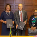 WIPO Director General and Head of Jamaica's IP Office Sign TISC Agreement