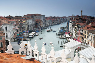 Blick über Venedig II