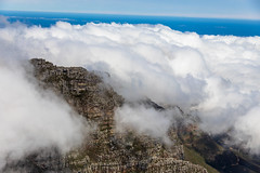 The Table is Set (thisbrokenwheel) Tags: africa tablemountain climb southafrica nationalpark travel nature hiking geology sky capetown outdoors landscape mountain clouds