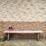 Abandoned shoes along the Camino Primitivo thumbnail