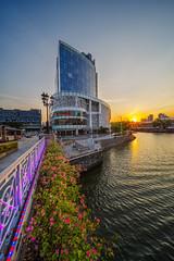 20180925-IMGP6802-1 (Pinholecam_01) Tags: pentax k1 laowa 1228 12mm f28 landscape sunset clarke quay singapore cityscape