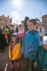 55. Престольный праздник свв. мучениц в соборе г. Святогорска 30.09.2018