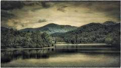 ...And the Days Grow Shorter (elsa.brenner) Tags: lake earlyfall textured nature landscape quietbeauty