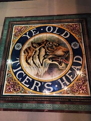 The Old Tigers Head, Lee Green, South East London (spjwhite20141) Tags: southeastlondon pubsign londonpubs londonpub