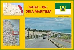 "Natal - RN (1) (Egberto Araújo) Tags: ""brasil"" ""nordeste"" ""rio grande do norte"" ""natal rn"" ""via costeira"" ""av senador dinarte de medeiros mariz"" ""ponta negra"" ""hotel parque da"