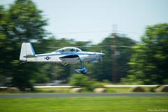 Arrival (Fly Sandman) Tags: joeshetterly rifle rv8 shetterlysquadron celebrateneosho 4thofjuly july4th independenceday airshow keos neoshomo
