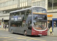 _CFC7150 (martin 65) Tags: lothian edinburgh scottish scotland road transport wrightbus plaxton president volvo vehicle bus buses