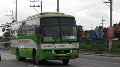 Dimple Star Transport 775 #Lateupload (adrielsevilleno21) Tags: dimplestartransportinc 775 ud bus gawangpinoy pinoybusfanatic batangascitypier southbuses