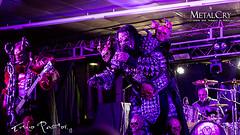 Lordi @Calella Rockfest, Calella(Barcelona)// 12/10/2018