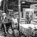 The market at QiKou