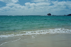 Indian Ocean Blue (Stueyman) Tags: sony alpha a7 a7ii wa westernaustralia capeperon rockingham perth australia au indianocean sea ocean water sky clouds beach 55mm zeiss sonnartfe1855