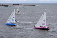 20180828 Liverpool - UK (MANOLOSK) Tags: liverpool uk clipper roundtheworld yacht race fort perch rock fortperchrock unicef new brighton lighthouse newbrightonlighthouse manolosk61