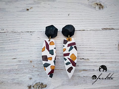 (Afrodita62) Tags: polymerclay jewelry artjewelry earrings arcillapolimerica