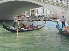 Gondola in Venice (Carlo Raso) Tags: gondola venice venezia