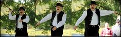 Hungarian Dancer, Morton Arboretum. 2 (EOS) (Mega-Magpie) Tags: canon eos 60d outdoors morton arboretum lisle dupage il illinois usa america people person man dude fella hungarian dancer dance