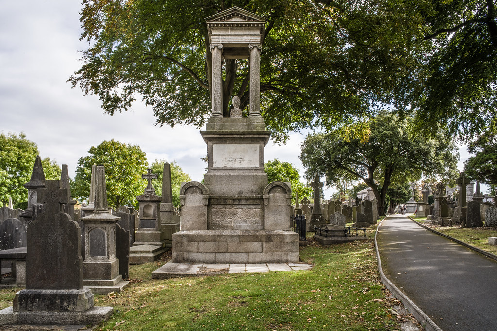 SEPTEMBER 2018 VISIT TO GLASNEVIN CEMETERY [ I USED A BATIS 25mm LENS AND I EXPERIMENTED WITH CAPTURE ONE]-144815