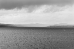 Storm is Raising (@Tuomo) Tags: päijänne finland lake autumn storm landscape seascape monochrome blackandwhite bw sony a7r3 a7riii sel70200g