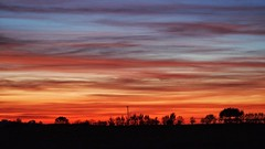 Sunset in Hitchin (radfordimages) Tags: landscape sunset microfourthirds f28 60mm sigmaartlens sigmaart art sigma epl6 pen olympus