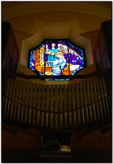 L'orgue, Església de Sant Feliu, Torelló (Osona) (Jesús Cano Sánchez) Tags: elsenyordelsbertins xiaomi redmi note4 catalunya catalo nia cataluña barcelonaprovincia osona torello esglesia iglesia church barroc barroco baroque orgue organo pipe organ