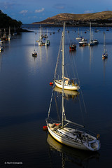 Conwy Harbour (norm.edwards) Tags: conwy harbour boats northwales wales creative wonderful amazing light natural