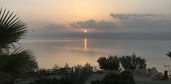 The Sunset in the Promised Land, the Dead Sea Marriott Resort & Spa, Jordan. (eRovielo) Tags: الْأُرْدُنّ المملكةالأردنيةالهاشمية almamlakahalurdunnīyahalhāshimīyah jordan alurdunn thehashemitekingdomofjordan arabcountry westernasia eastbankofthejordanriver godcountryking kingabdullahii jordanexplorer thedeadsea marmorto sea mar lago lake água water praia beach hotel areia sand lama mud saltywater thelowestpointonearth bob boiar thenortheastcoast luxuryhotel hoteldeluxo spatreatment deadseamud lamadomarmorto spaindeadsea marriotspa themarriotdeadsearesortspa deadseamarriot bahrlut themarriotjordanvalleydeadsea jordanvalleymarriotresortspa البحرالميت albahralmayyit marriot deadsearoad sweimeh hwy65 mudbath sunset poente sol sun reflexo reflection