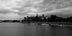 Kraków, Poland (trampinthevoid) Tags: poland polska kraków june summer city nature park wisła bridge river wawel castle