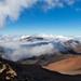 Mount Haleakala valley Maui, Hawaii