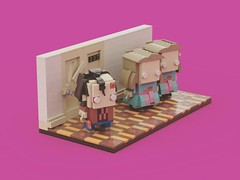 Here's Johnny!!  #brickheadz #出賣年齡系列 #theshining #閃靈 #stanleykubrick #jacknicholson #stephenking #jacktorrance #gradysisters #room237 #Halloween #readyplayerone #レゴ作品 #レゴ #lego #legomocs #legomoc #legos #legobricks #bricks #legophoto #legoart #moc #legocr (Rokan Cheung) Tags: legoart legophotography jacktorrance stanleykubrick レゴ作品 出賣年齡系列 legocreation jacknicholson readyplayerone レゴ 閃靈 room237 legos legobricks legography stephenking legostagram gradysisters legomocs bricks legophoto theshining legomoc brickheadz lego moc legogram halloween