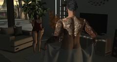 Why, hello there Daddy... (Sian K. Solasta) Tags: secondlife sl slavi avatar digital art couple belleza maitreya catwa sexy woman man naughty