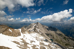 Up in the Alps (Piotr Grodzicki) Tags: austria alps nature landscape mountains summertime