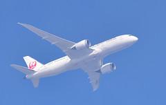 Japan Airlines (D70) Tags: boeing 7878 dreamliner ja833j jl18 nrt yvr japan airlines jal nikon d750 150600mm f563 ƒ130 6041mm 12000 1250 sigma 150 600mm f5 63 dg os hsm contemporary delivereddec2013