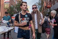 Sports (ViewFromTheStreet) Tags: allrightsreserved blick blickcalle blickcallevfts calle comingout coorslight copyright2018 gay gayborhood jewish locuststreet nationalcomingoutdayfestivalnationalcomingoutday nationalcomingoutdayfestivalnationalcomingoutdayfestiva outfest2018 pennsylvania philadelphia photography stphotographia streetphotography viewfromthestreet amazing boy candid celebration classic denim fur guy jeans male man midriff nice outfest party pride street sunglasses suspenders vftsviewfromthestreet ©blickcallevfts ©copyright2018blickcalle national coming out day festival daynational