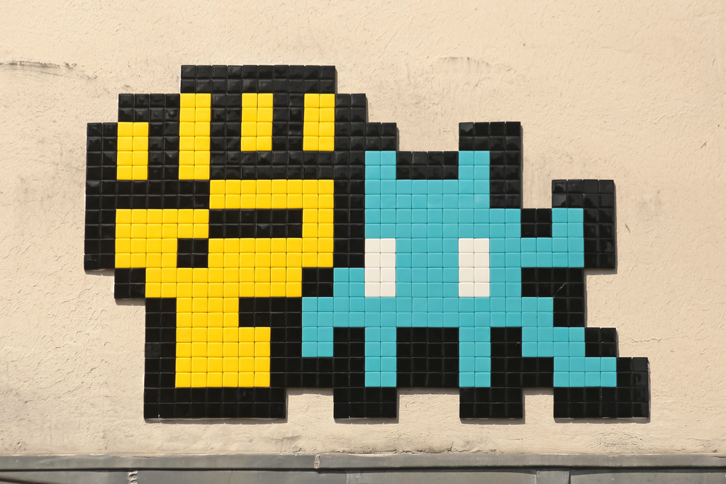 The Worlds Best Photos Of Pixels And Yellow Flickr Hive Mind