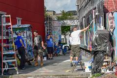Bronx, New York (Quench Your Eyes) Tags: citibike citibikes efordhamrd ny tuffcity tuffcitytattoos art artist bikes bronx citibikeleagueamericanbicyclists citibikebx newyork newyorkcity nyc paintshop streetart urbanart wallart leagueamericanbicyclists