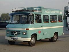 1968 Mercedes-Benz L 408 (harry_nl) Tags: netherlands nederland 2018 almere mercedesbenz l408 oerz foodtruck xn3468 sidecode1