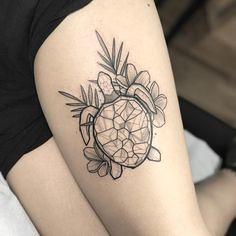 Geoish turtle! Merci (TattooForAWeek) Tags: geoish turtle merci tattooforaweek temporary tattoos wicker furniture paradise outdoor
