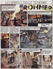 Lanciostory #v19#27 / Rohner (micky the pixel) Tags: comics comic fumetti adventure heft euraeditoriale lanciostory alfonsofont rohner ronrohner samoa