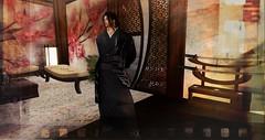 JAPAN (christophersaxton) Tags: secondlife second life digital pixel asian japan man oriental person