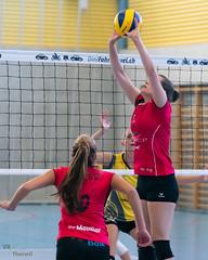 181014_VBTD1-Visp_188 (HESCphoto) Tags: vbtherwil volleyball damen saison1819 99ersporthalle nlb vbcvisp therwil